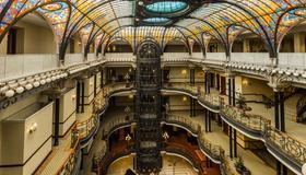 Gran Hotel Ciudad de Mexico - Cidade do México - Edifício