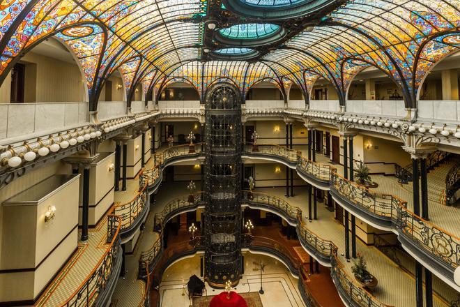 Gran Hotel Ciudad de Mexico - Mexico City - Building