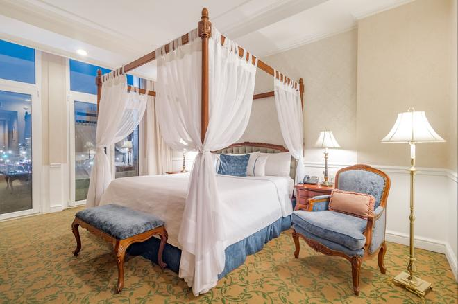 Gran Hotel Ciudad de Mexico - Mexico City - Bedroom