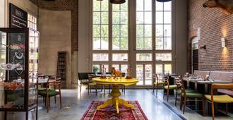 Hotel De Hallen - אמסטרדם - מסעדה