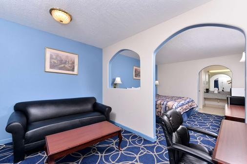 Americas Best Value Inn & Suites Houston Brookhollow Nw - Houston - Bedroom