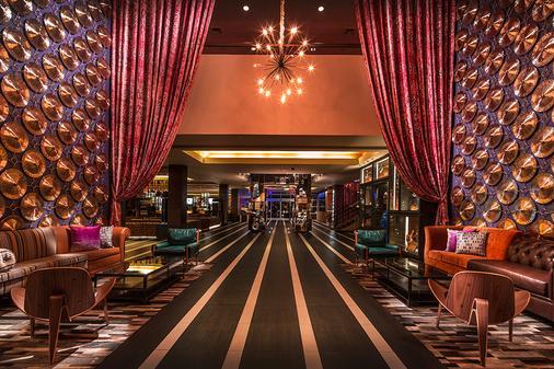 Hotel Zoso - Palm Springs - Lobby