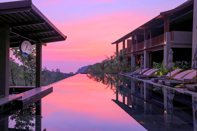 Avista Hideaway Phuket Patong - Mgallery - Thị trấn Phuket - Bể bơi