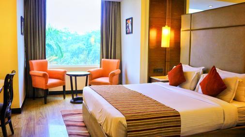 Hotel City Park Airport - New Delhi - Makuuhuone