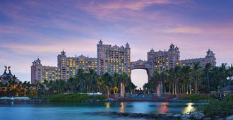 The Royal at Atlantis - Nassau - Bygning