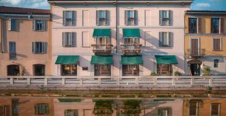 Maison Borella - Milán - Edificio