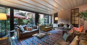 Maison Borella - Milano - Oturma odası