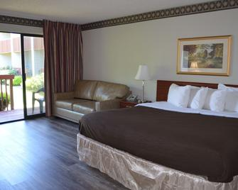 Shilo Inn Suites Hotel - The Dalles - The Dalles - Schlafzimmer