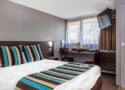 因特爾阿瑪麗比亞麗茲酒店 - 比亞里茲 - 比亞里茲 - 臥室