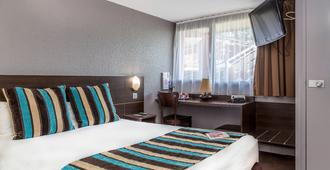 Sure Hotel by Best Western Biarritz Aeroport - ביאריץ - חדר שינה