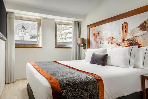 Eurostars Andorra - Andorra la Vella - Schlafzimmer