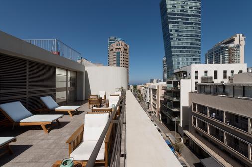 Lily & Bloom Hotel - Tel Aviv - Balcony