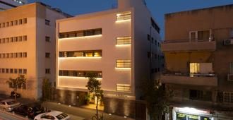 Lily & Bloom Hotel - Tel Aviv - Byggnad