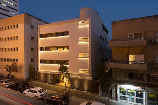 Lily & Bloom Hotel - Τελ Αβίβ - Κτίριο