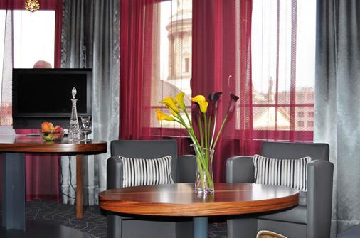 Hotel Gendarm Nouveau - Berlin - Living room