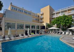 Hotel Hispania - Thành phố Palma de Mallorca - Bể bơi