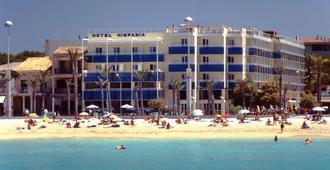 Hotel Hispania - Palma de Mallorca - Building