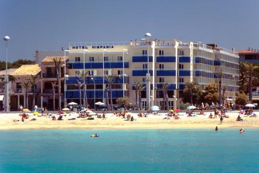 Hotel Hispania - Thành phố Palma de Mallorca - Toà nhà