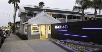 Beach Haven - San Diego - Edificio