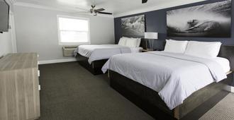 Beach Haven - סן דייגו - חדר שינה