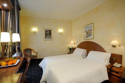 Al Manthia Hotel - Rome - Bedroom