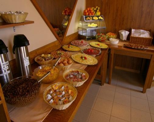 Hotel Brilliant - Prague - Food