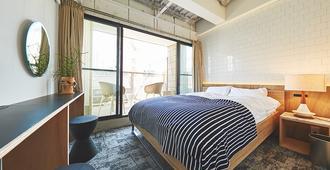 Shimokita Hostel - Tokyo - Bedroom