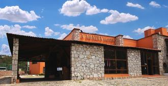 Hotel Abadía Plaza - Guanajuato - Edifício