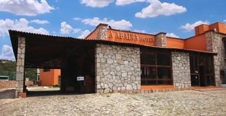 Hotel Abadia Plaza - Guanajuato - Bâtiment