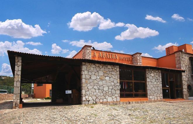 Hotel Abadia Plaza - Guanajuato - Toà nhà