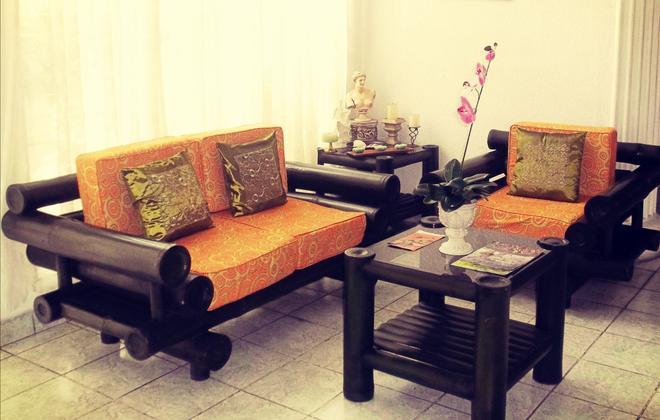 Hotel Grecia Real - San Salvador - Sala de estar