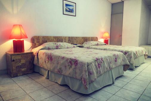 Hotel Grecia Real - San Salvador - Bedroom