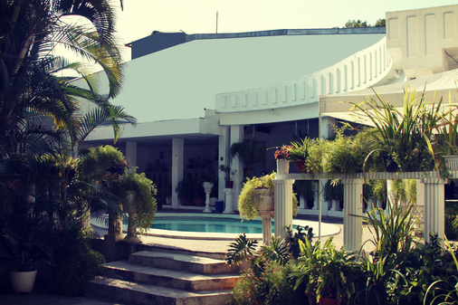 Hotel Grecia Real - San Salvador - Outdoors view