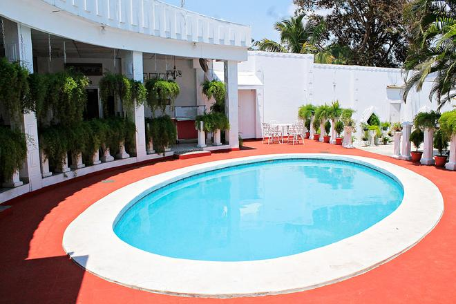 Hotel Grecia Real - San Salvador - Piscina