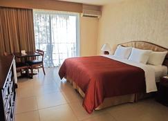 Hotel Camino Real Tikal - Tikal - Slaapkamer