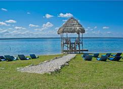 Hotel Camino Real Tikal - Tikal - Strand