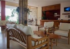 Hotel Camino Real Tikal - Tikal - Recepción