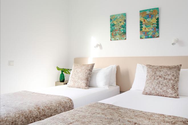 El Guarapo Apartamentos - Costa Teguise - Schlafzimmer