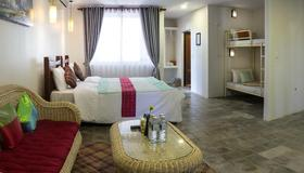 Hak Boutique Residence - Siem Reap - Bedroom