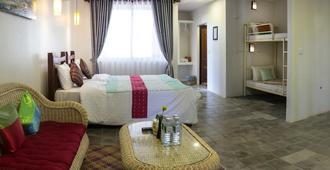 Hak Boutique Residence - סיאם ריפ - חדר שינה