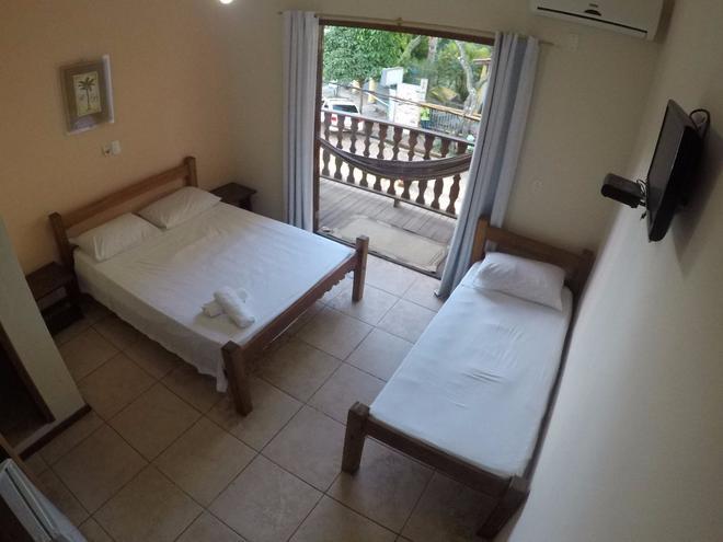 小屋旅館 - 伊塔卡爾 - 伊塔卡雷 - 臥室