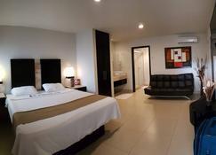 Hotel Velario - Tijuana - Habitación