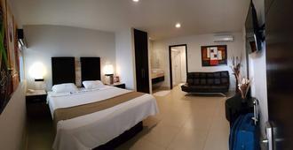 Hotel Velario - Tijuana - Bedroom
