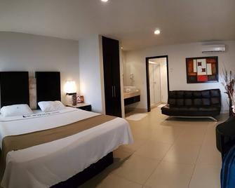 Hotel Velario - Tijuana - Camera da letto