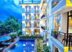 Central Blanche Residence - Siem Reap - Outdoor view