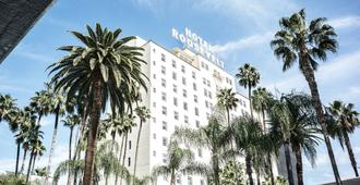 The Hollywood Roosevelt - Los Angeles - Bygning