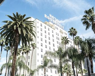 The Hollywood Roosevelt - Los Ángeles - Edificio