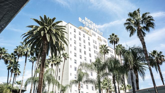 The Hollywood Roosevelt - Los Angeles - Rakennus