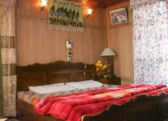 Houseboat Sweet Star - Srinagar - Bedroom