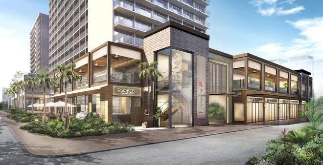 太平洋海灘酒店 - 檀香山 - 檀香山 - 建築
